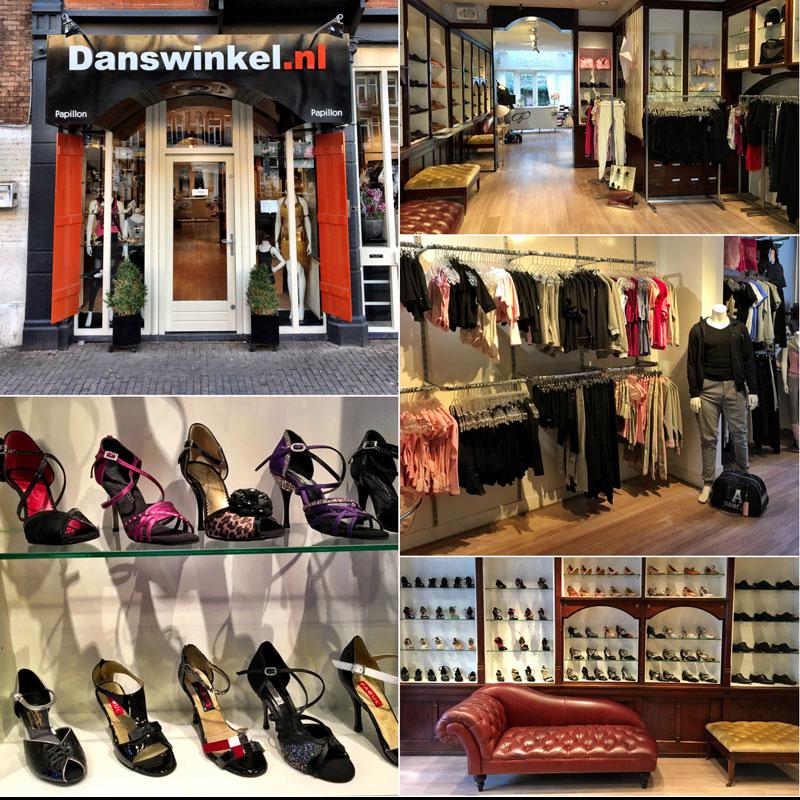 danswinkel in Amsterdam