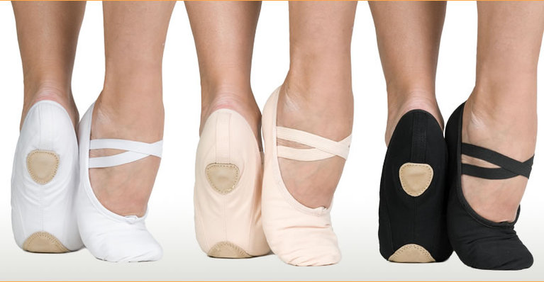 Best Split Sole Ballet Shoes