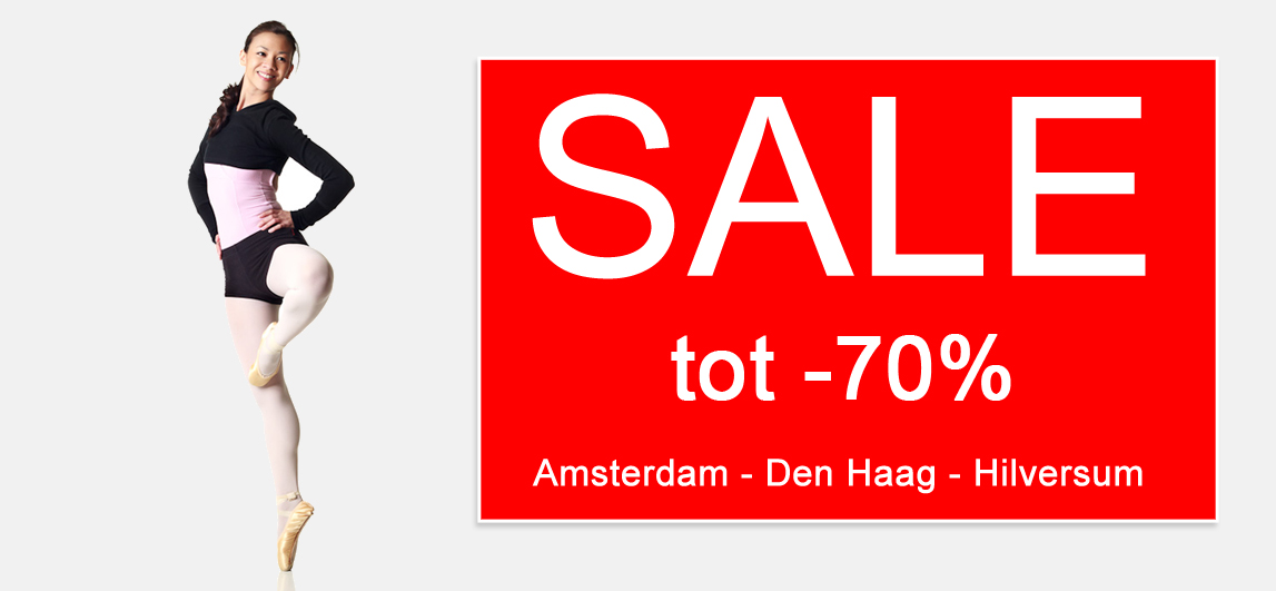 Sale Danswinkel Amsterdam