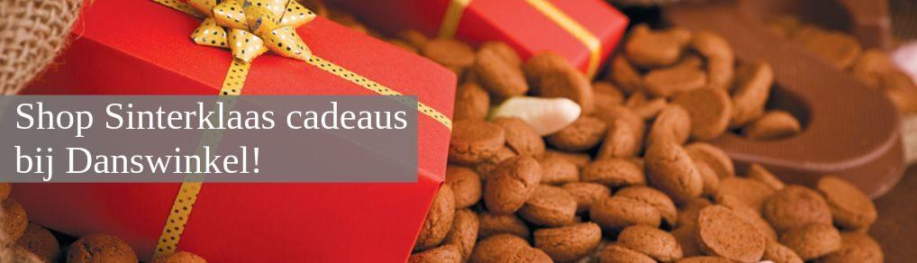 Sinterklaas cadeaus danswinkel