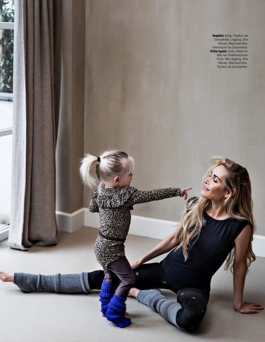 Fabulous Mama Magazine editie 4 bruikleen danskleding