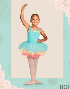 Bloch balletpakje meisjes
