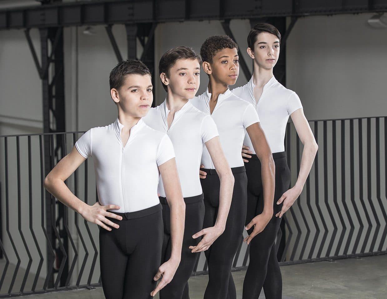 Balletkleding jongens Wear moi
