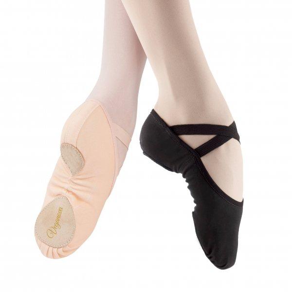 Vegan balletschoenen Alista Dancer Basics