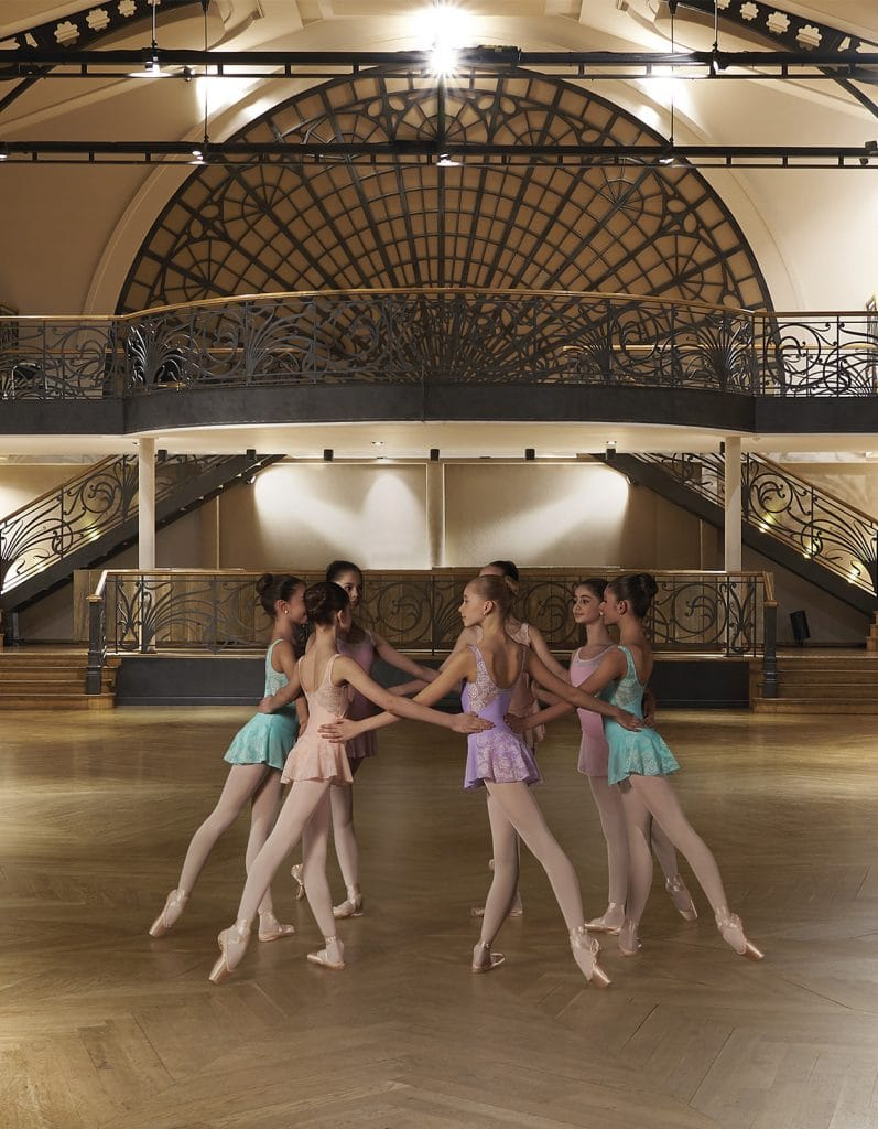 Wear Moi balletpak voor kinderen