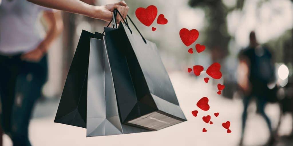 Danswinkel amsterdam click en collect valentijnsdag