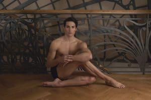 wear moi pablo balletkleding voor mannen
