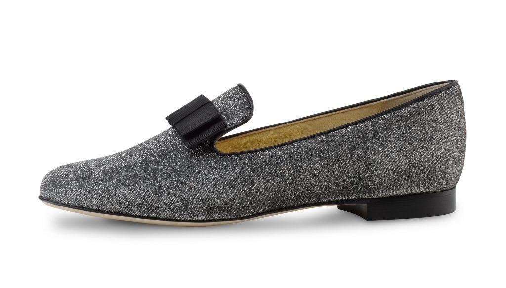 Werner Kern Linn glitter loafers