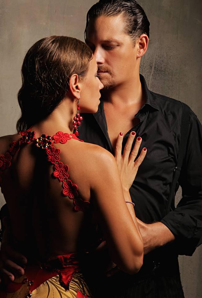 haarstyling voor argentijnse tango