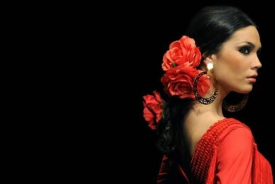 flamenco haaraccessoires